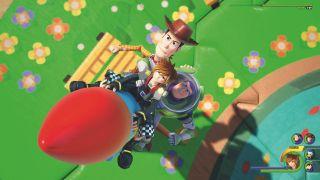 Kingdom Hearts 3 Toy Box