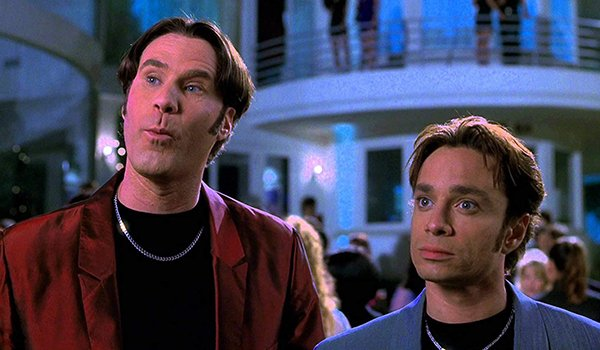 Will Ferrell and Chris Kattan in A Night At The Roxbury