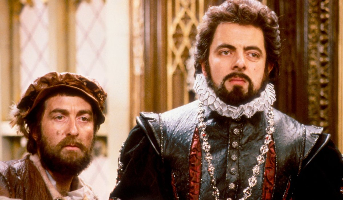 Baldrick and Blackadder BBC