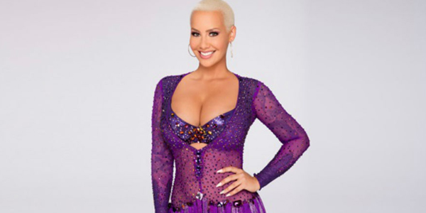 Amber Rose Dancing with the Stars promo