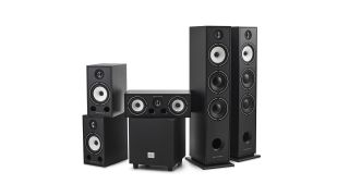 Home cinema speaker package: Triangle Borea BR08 5.1 surround system