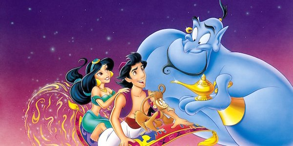 Aladdin cartoon characters