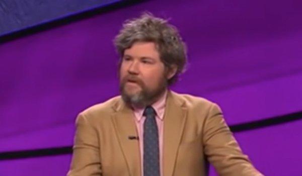 Wacky Austin Rogers on Jeopardy!
