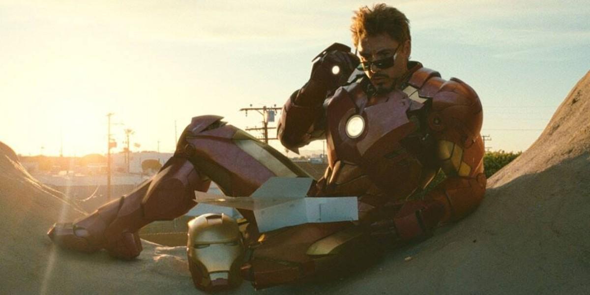 Robert Downey Jr. - Iron Man 2