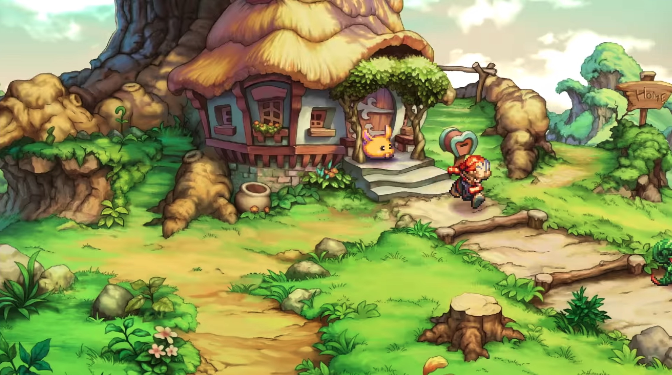 Legend of Mana HD remaster is coming to Steam