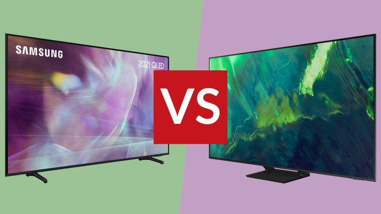 Samsung Q60A vs Samsung Q70A
