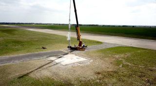 Exos Aerospace test