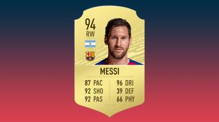 FIFA 20 Messi
