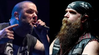 Phil Anselmo and Zakk Wylde