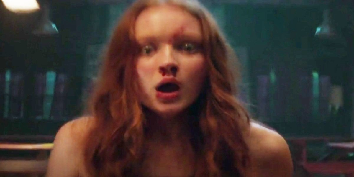 Sadie Sink in Fear Street