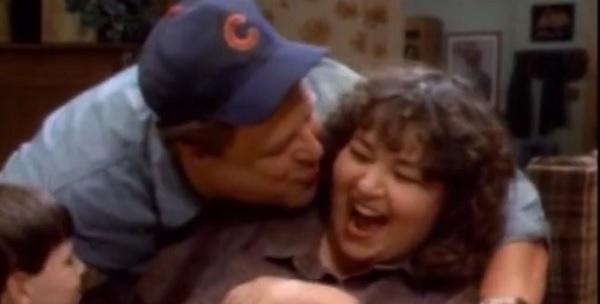 Roseanne Revival Rumor John Goodman Roseanne Barr