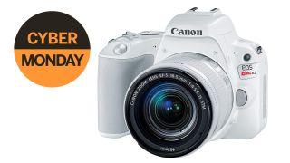 Amazon US Cyber Monday Canon DSLR deals