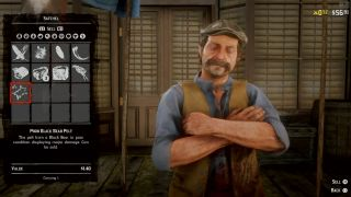 """He's a fine man in a nasty world"": Our road to Rank 50 in Red Dead Online continues"