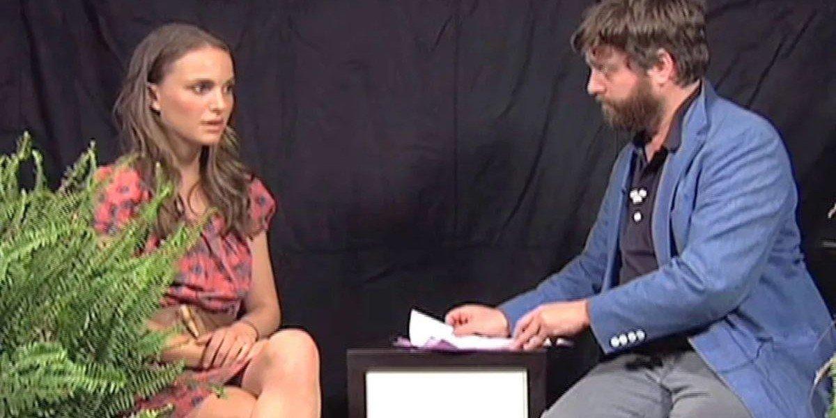 Natalie Portman, Zach Galifianakis - Between Two Ferns with Zach Galifianakis