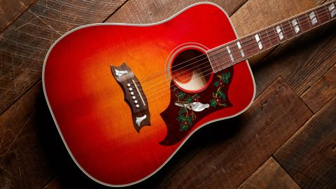 Gibson Artist Collection Frank Hannon Love Dove acoustic