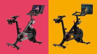 Peloton Bike vs Peloton Bike Plus