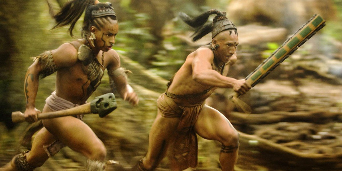 Screenshot from Apocalypto