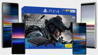 Get a free Call of Duty PS4 bundle with these smashing Sony mobile deals