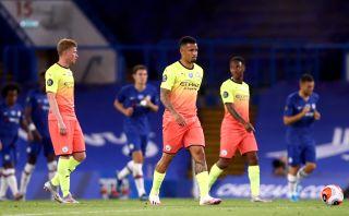 Chelsea v Manchester City – Premier League – Stamford Bridge