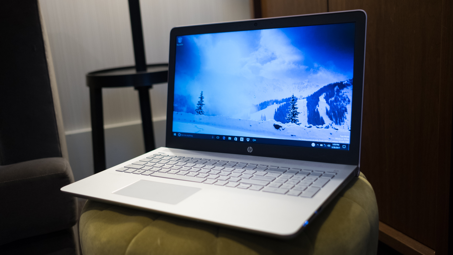 Hands On Hp Pavilion 17 Review Techradar