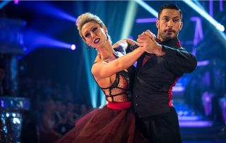 Faye Tozer reveals sweet gift her son gave up as a Strictly good luck charm