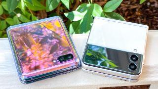 Samsung Galaxy Z Flip 3 vs Galaxy Z Flip