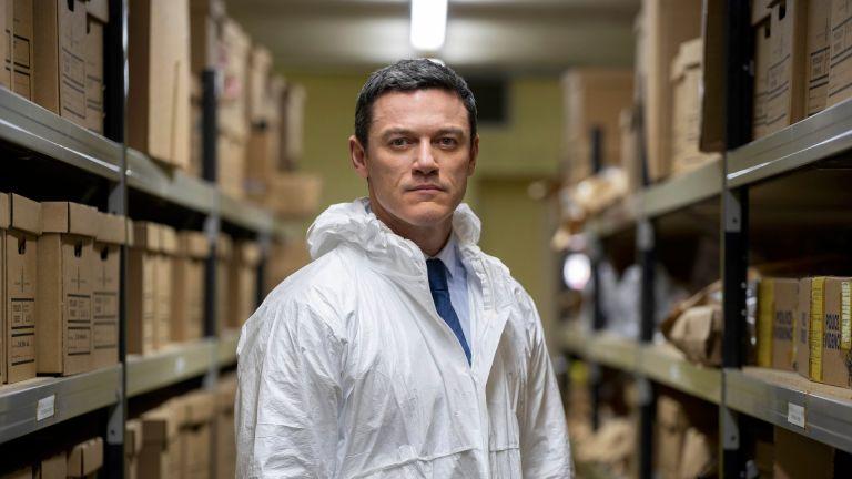 Luke Evans in ITV's The Pembrokeshire Murders