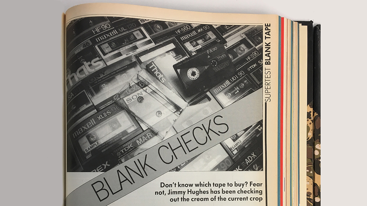 Cassette Store Day: A look back to 1985 and the blank tape's