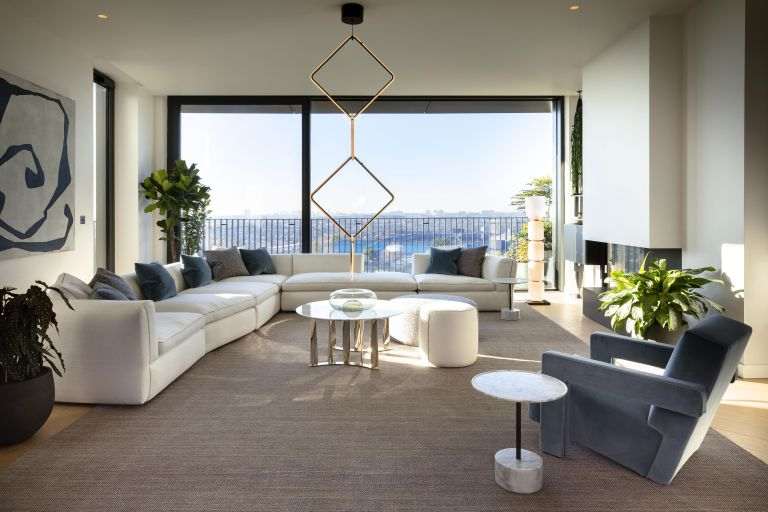 Modern apartment in the BBC Television Centre's Crescent