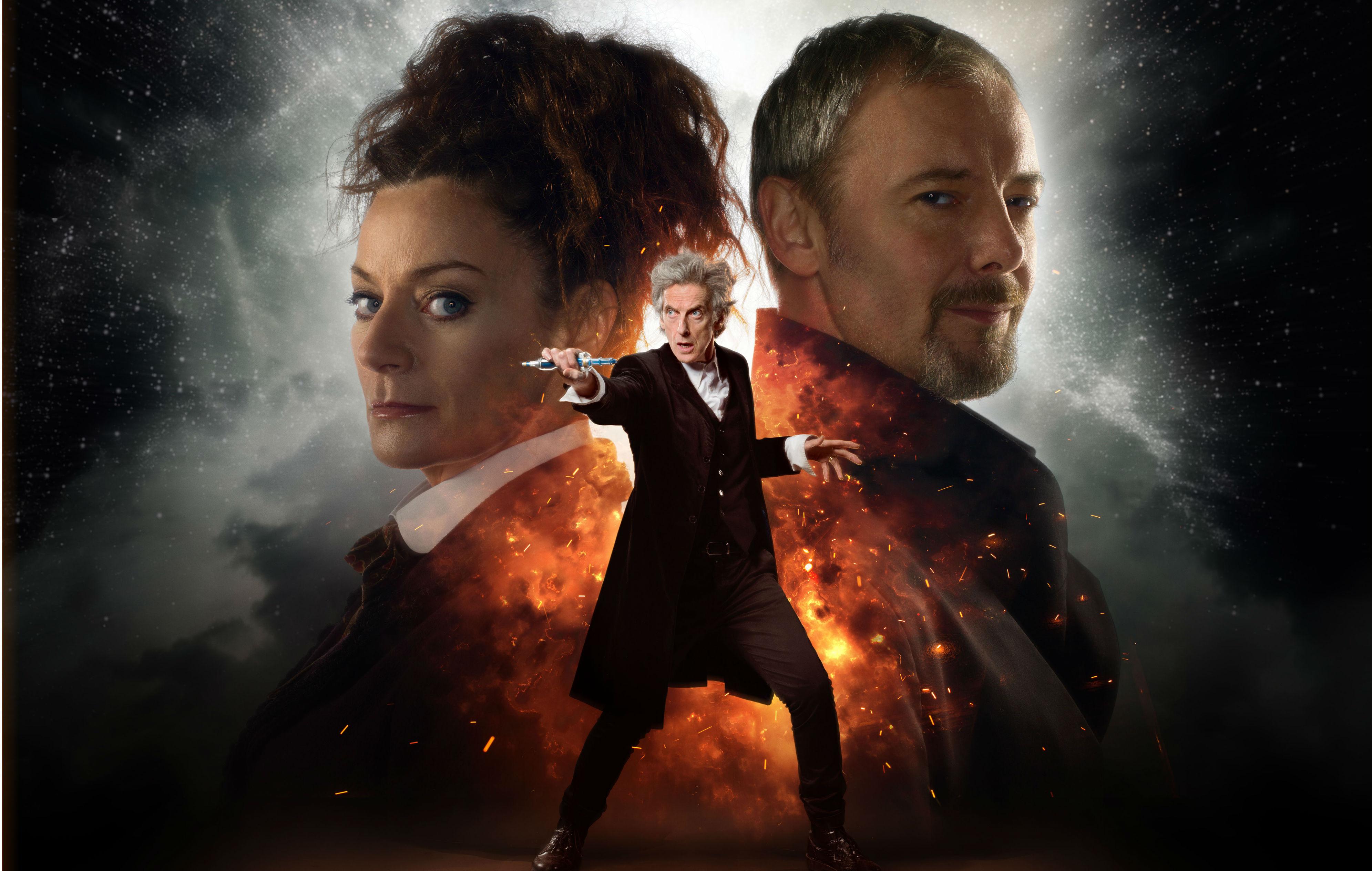 Doctor Who, john simm, series 10 finale