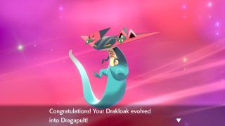 Pokemon Sword and Shield Dreepy