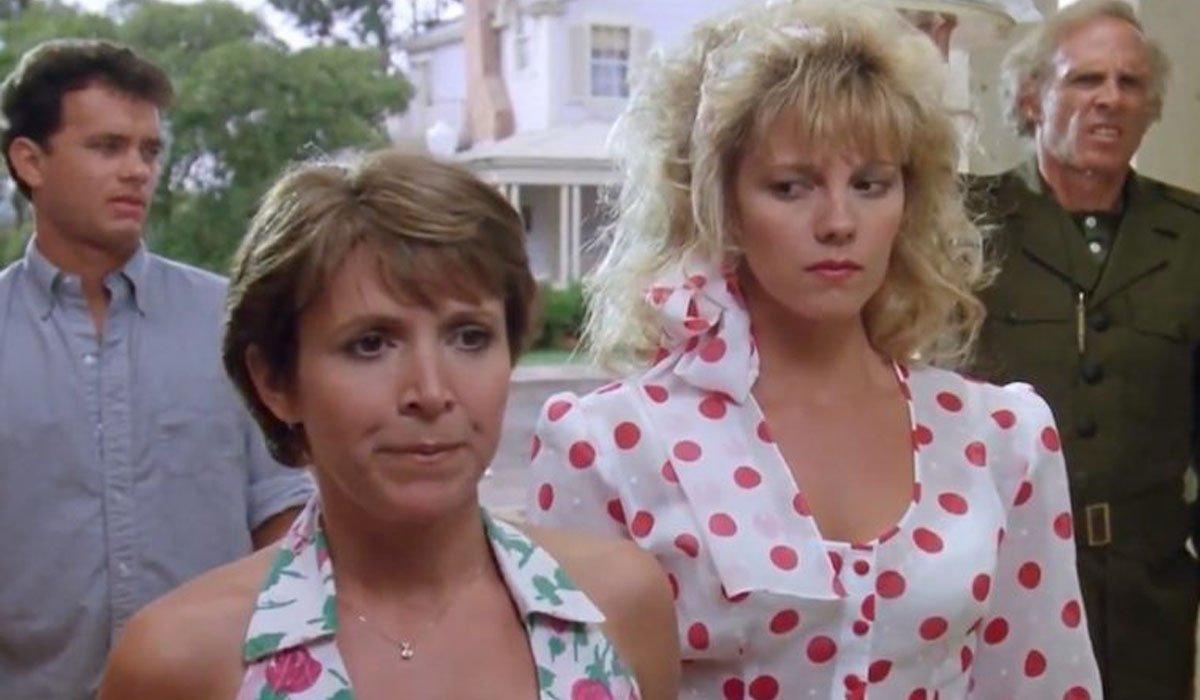 The 'Burbs Carrie Fisher Tom Hanks Bruce Dern Wendy Schaal