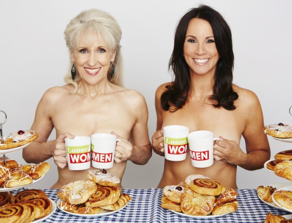 Loose Women celebrate WI