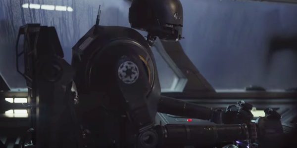 K-2SO in Rogue One