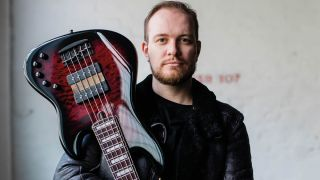 "Alex Canion: ""Have I ever been accused of slapping the bass too much? Maybe."""
