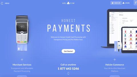 Helcim credit card processing