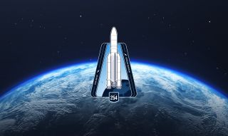 Arianespace's Ariane 5 rocket is scheduled to launch two communications satellites on July 30, 2021.
