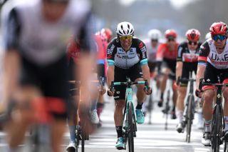 Michael Matthews (Team BikeExchange) comes in 21st at the Tour of Flanders 2021