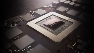 AMD Radeon GPU.