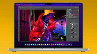 The MacBook Pro 2021