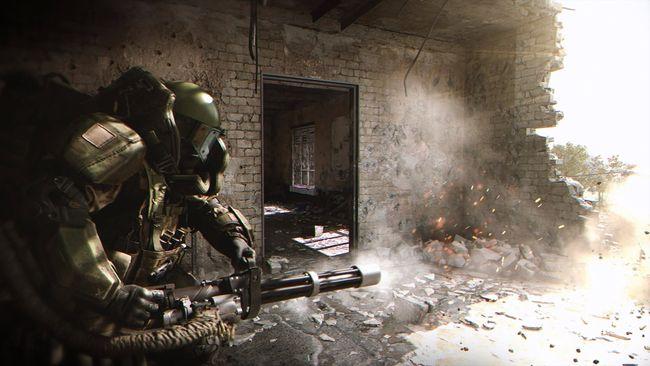 В Call of Duty: Modern Warfare можно будет экипировать кровожадный тамагочи