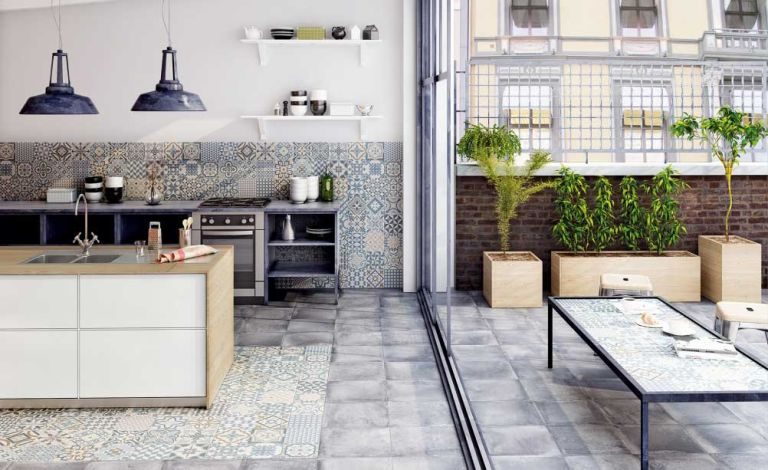 How To Choose Ceramic And Porcelain Floor Tiles Real Homes