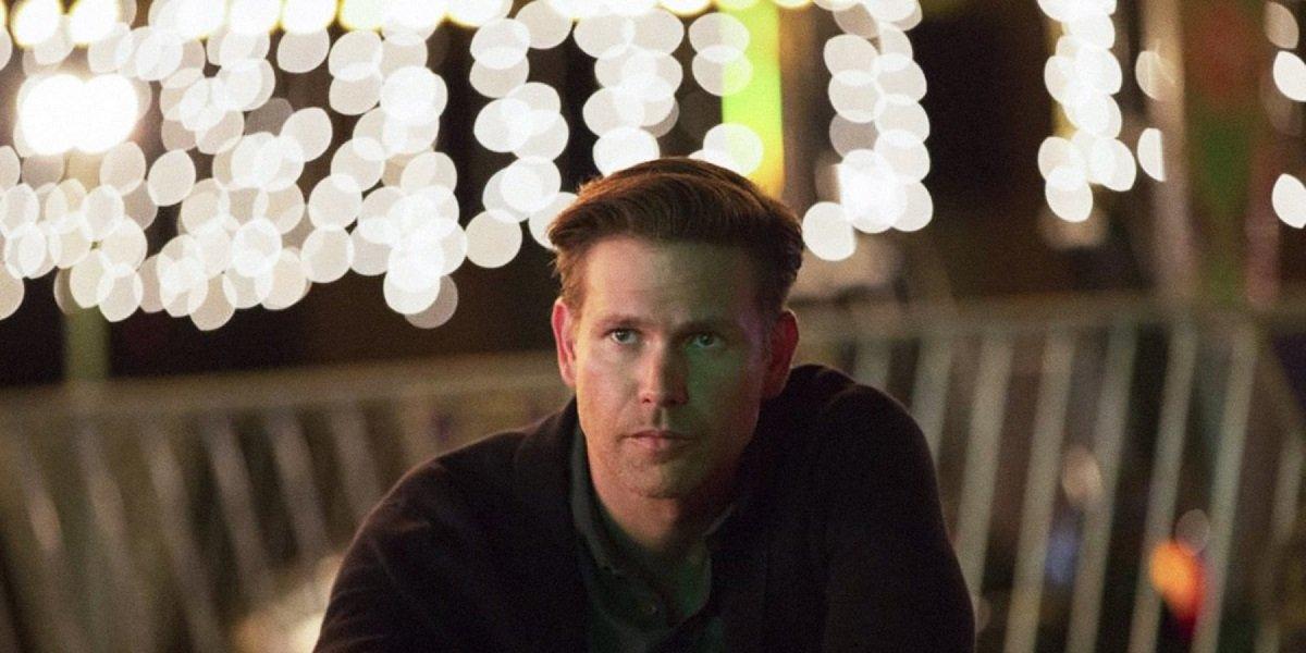 Matt Davis as Alaric in The Vampire Diaries