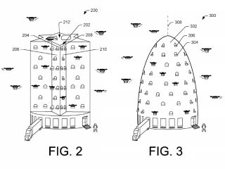 beehive drone airport
