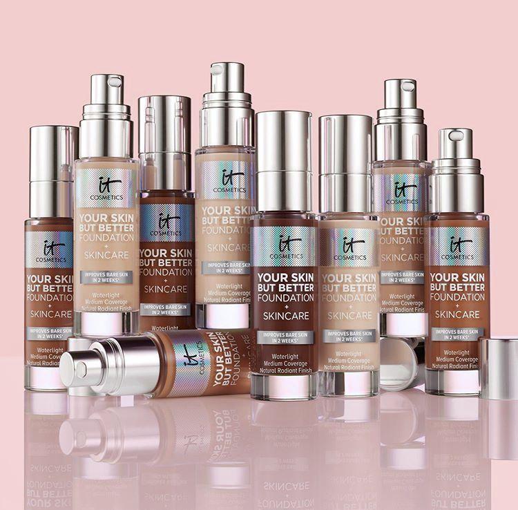 IT Cosmetics Foundation Group