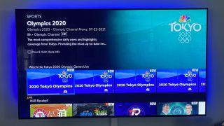 Olympics on Sling TV