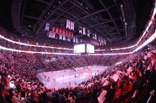 User-Definable Bitrates Help NHL's Montreal Canadiens Score at the Bell Centre