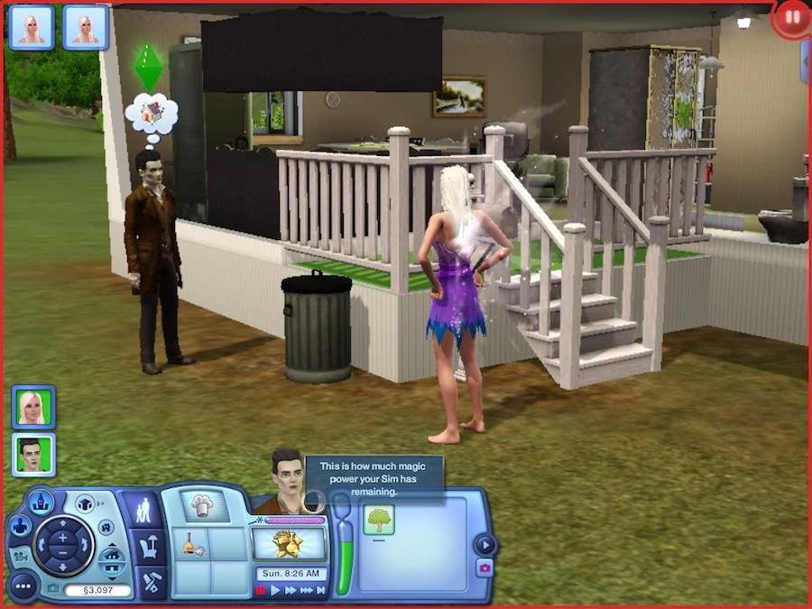 The Sims 3 Supernatural Review: Witches, Fairies, Werewolves And Magic #23602