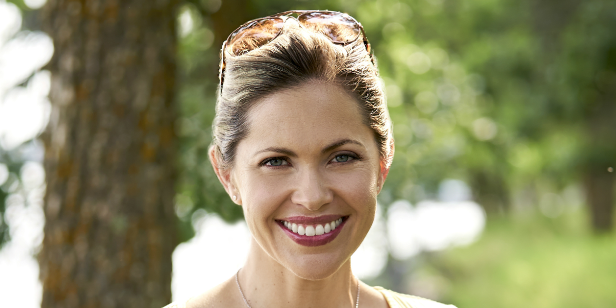 My One and Only Pascale Hutton Hallmark Channel