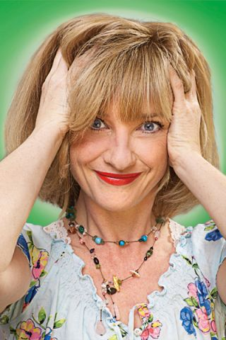 A quick chat with Jane Horrocks